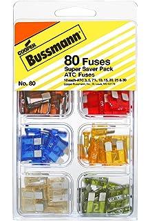 Cooper Bussmann BP//ATC-AL8-RP ATC Low Amp Fuse Assortment