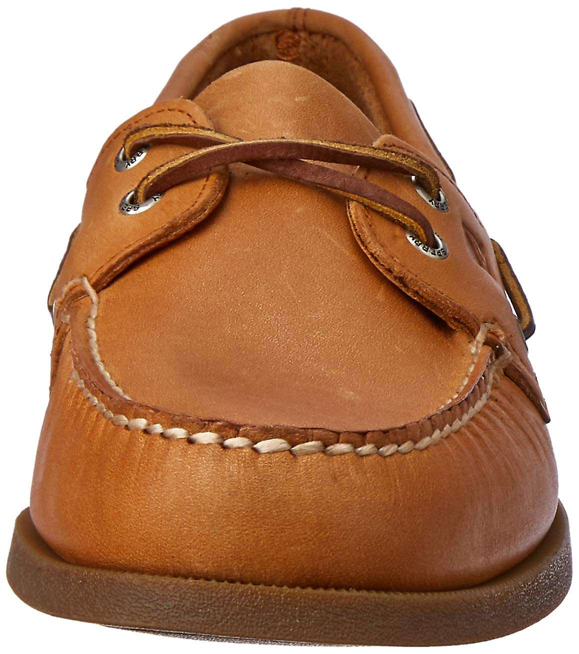 Sperry Top-Sider Authentic Original Leather Boat Shoe Men 13 Sahara Leather by SPERRY (Image #4)