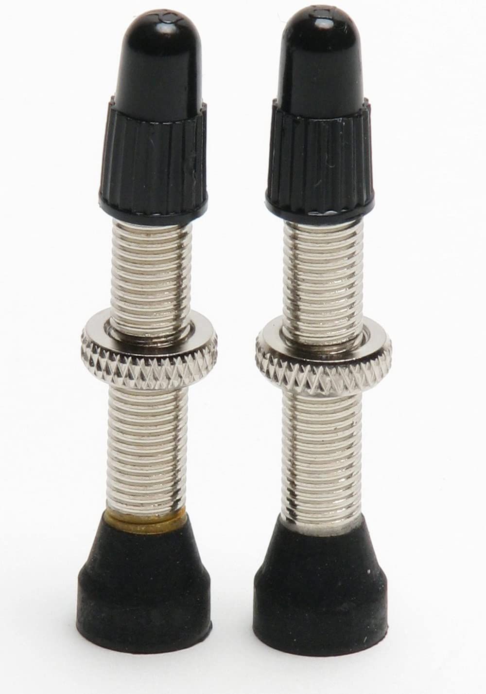 Stans-No Tubes 35mm Presta Universal Valve Stem (Carded Pair for Mountain): Sports & Outdoors