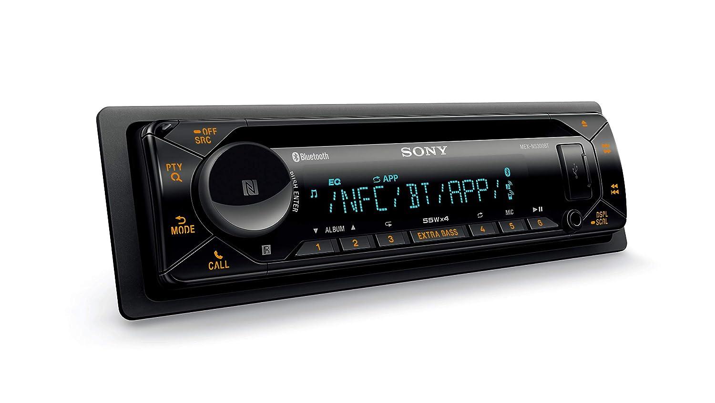 Microfono Esterno Incluso Illuminaz Sony MEX-N5300BT Autoradio con CD