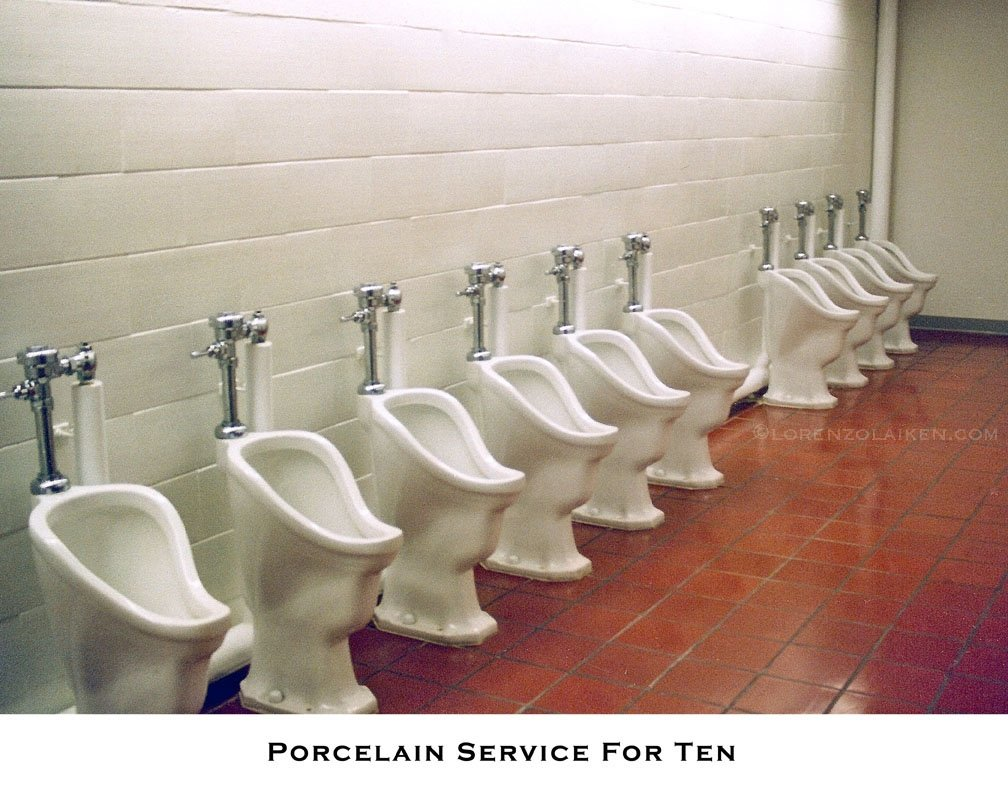 Porcelain Service for Ten by