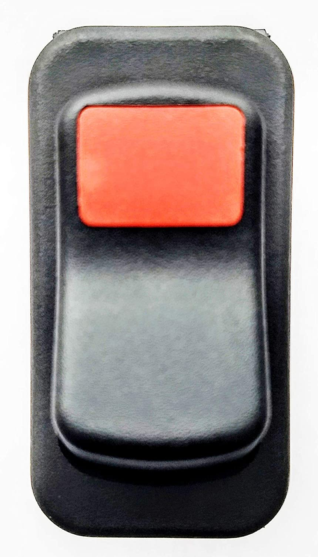 SPST or DPST SPST-BLUE 2018-2019 Polaris Ranger XP 1000 Dash Rocker Switch Lighted Blue or Red