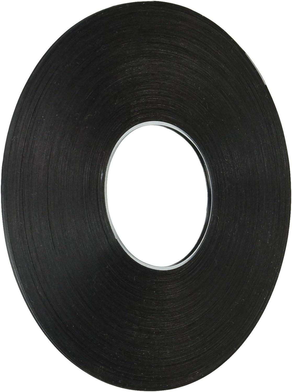 Black Matte 1//32 W x 648 L Inches Chartpak Graphic Art Tape BG3101M 1 Roll