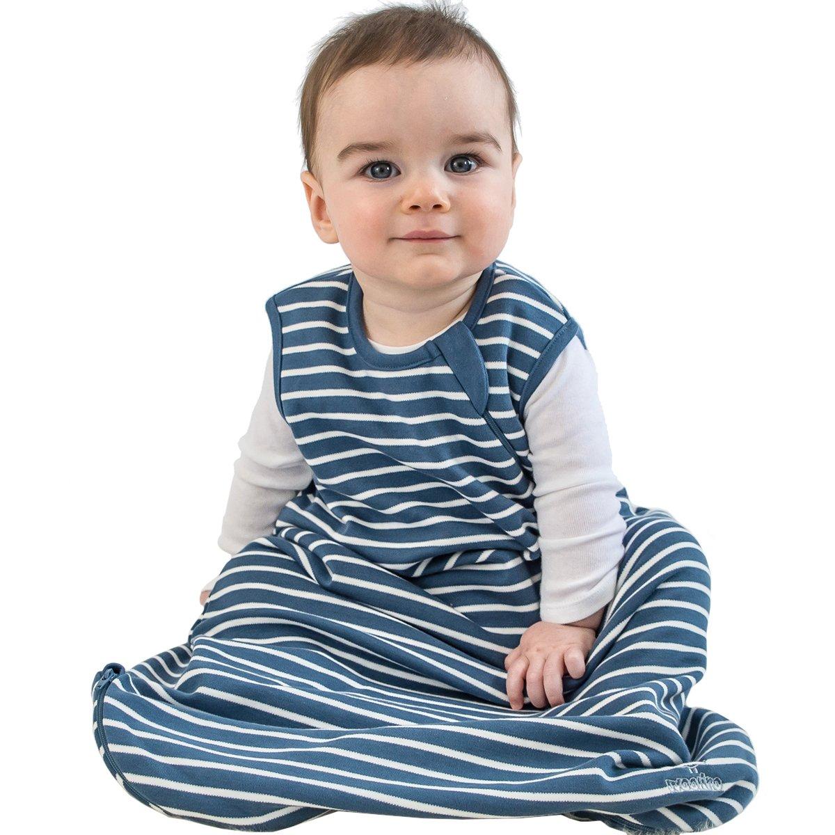 Woolino Sonno del bambino borsa 4 stagione base Merino lana neonato sacco a pelo