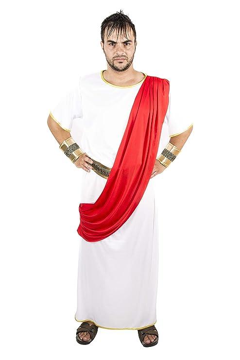 Costumizate! Disfraz de Romano Adulto Especial para Fiestas de Disfraces y Carnaval Talla Unica