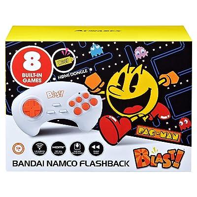 Bandai Namco Flashback Blast Console - Electronic Games: Toys & Games