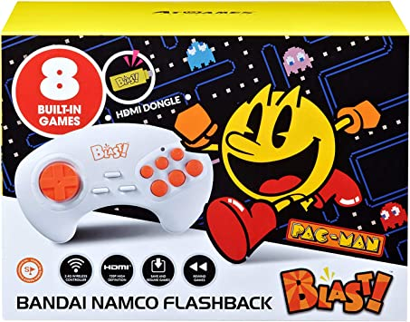 Amazon.com: Bandai Namco Flashback Blast Console ...