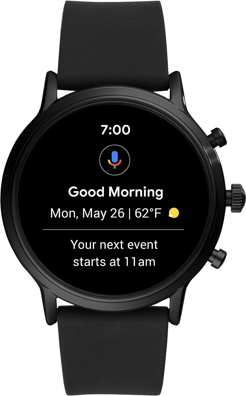 Androidユーザーにおすすめのスマートウォッチfossil ジェネレーション5