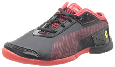 8f02470d7bd6a2 PUMA Future Cat Super LT Ferrari Junior Tennis Shoe (Little Kid Big Kid)