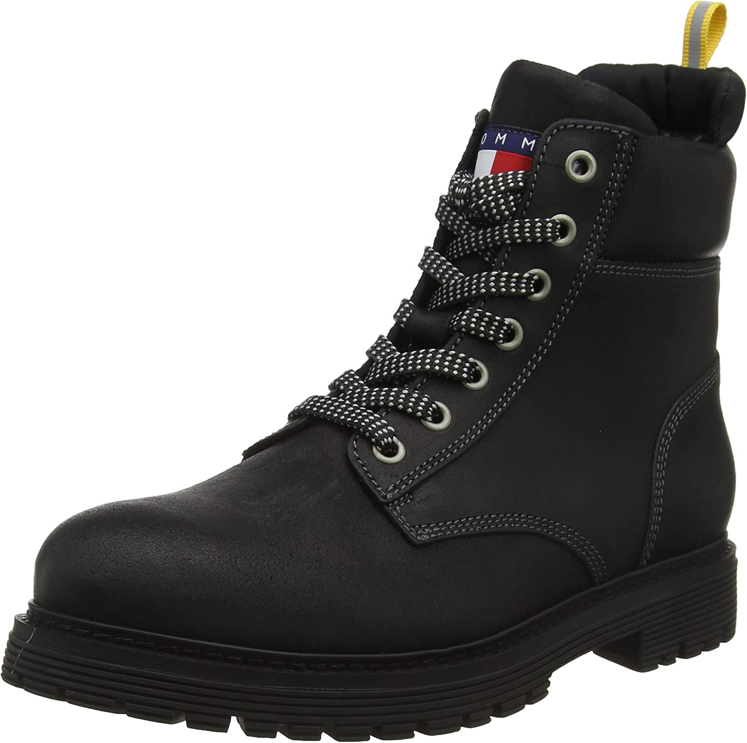 Bottes /& Bottines Classiques Homme Tommy Hilfiger Tommy Jeans Outdoor Sued Boot