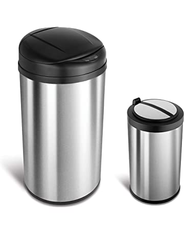 ef616d93782f Amazon.ca: Trash & Recycling: Home & Kitchen: Trash Cans, Kitchen ...