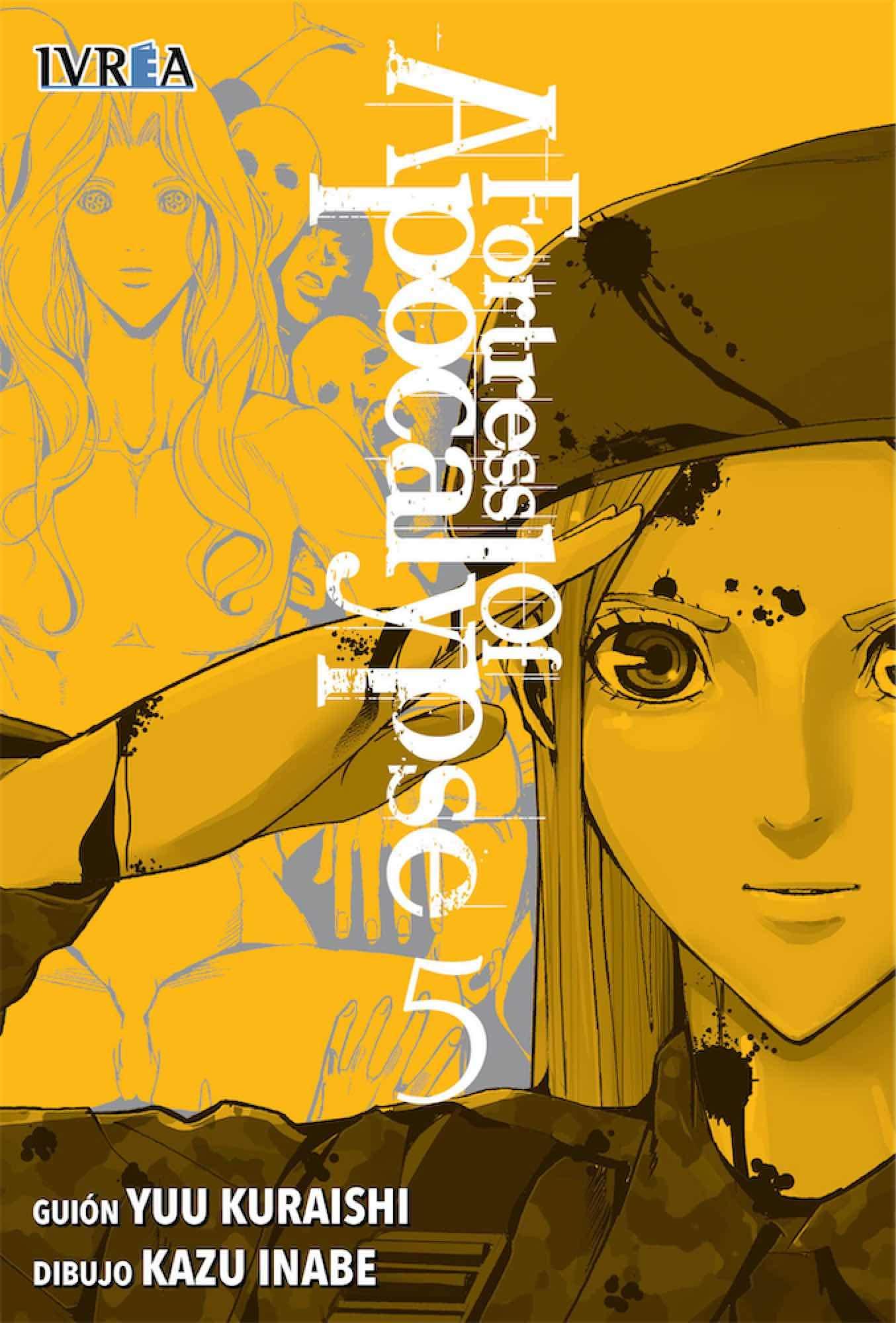 Fortress of Apocalypse 5: Amazon.es: Yuu Kuraishi: Libros