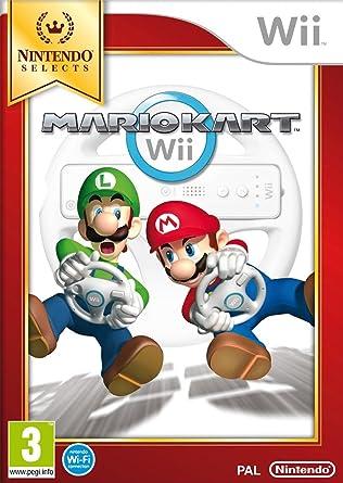 Comprar Nintendo WII-MKS Mario Kart [Importación Inglesa] Juego en español