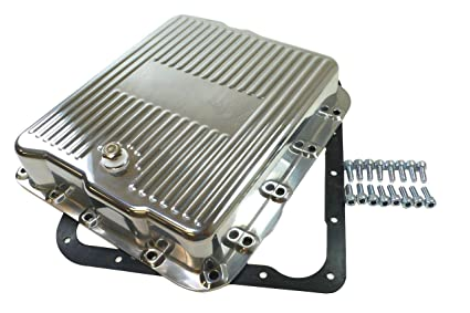 Amazon Chevy GM 700R4 4L60E 4L65E Aluminum Transmission Pan Kit