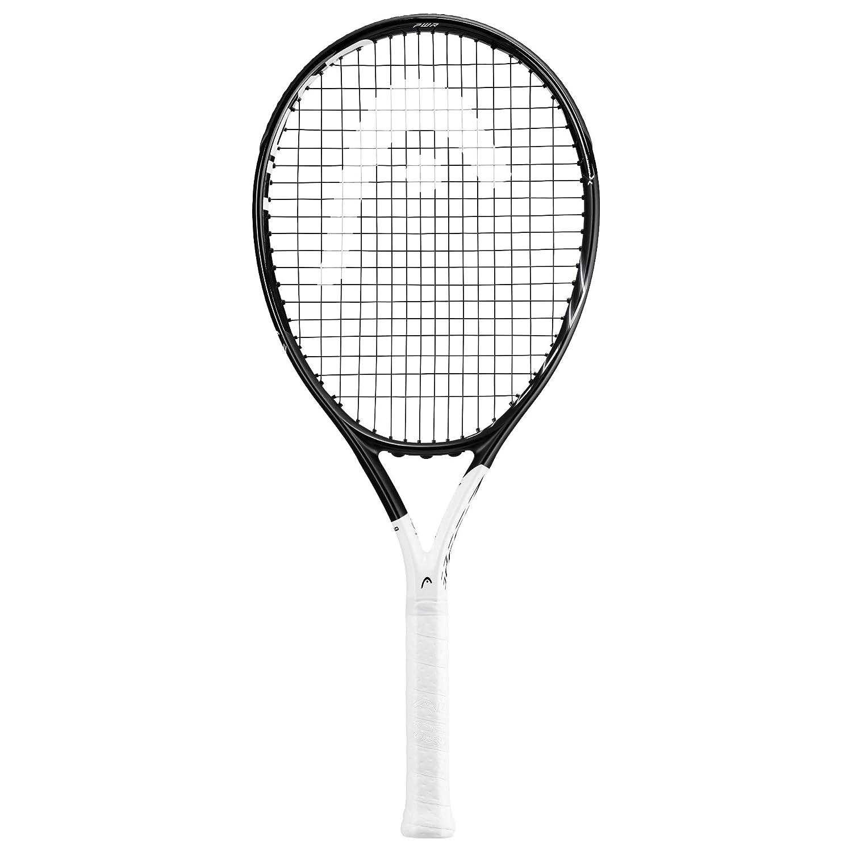 HEAD Graphene 360 Speed PWR Besaitet Unstrung 255Gテニスラケットコンフォートブラック - ホワイト2