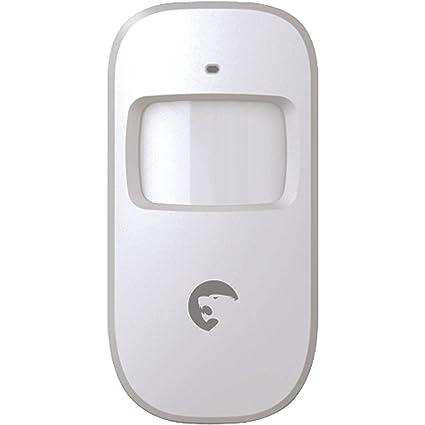 eTiger ES-D1A - Detector de movimiento, color blanco