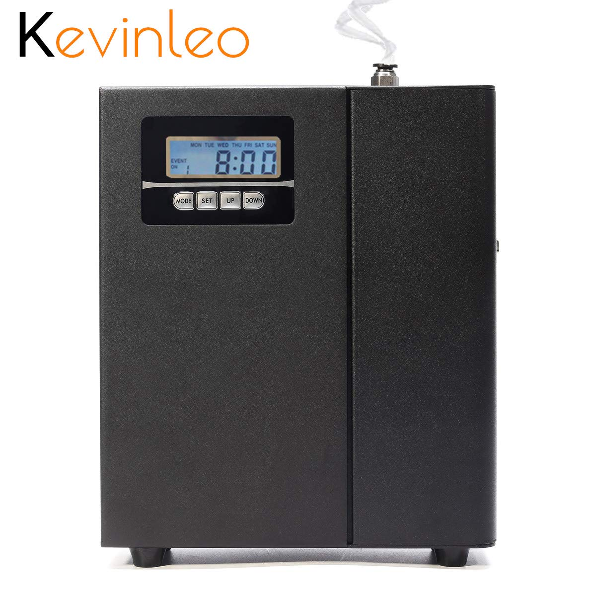 Kevinleo Air Scent Machine Cover 860-1,100+sq.ft,HVAC System,Can Set Work Time(Monday-Sunday),Video Handbook,Waterless,Fragrances Essential Oil,Home Scent System,Commercial Diffuser for Hotel,SPA KTV