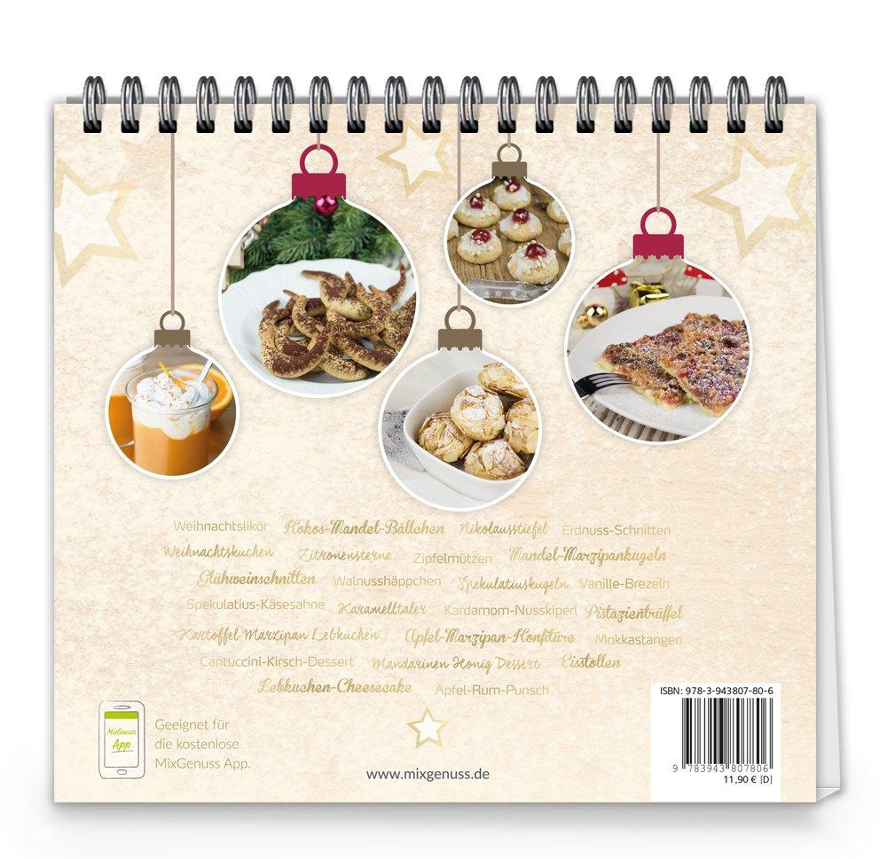 Kleine Rezepte Fur Adventskalender Besten Nutzlichen Rezepte Foto Blog
