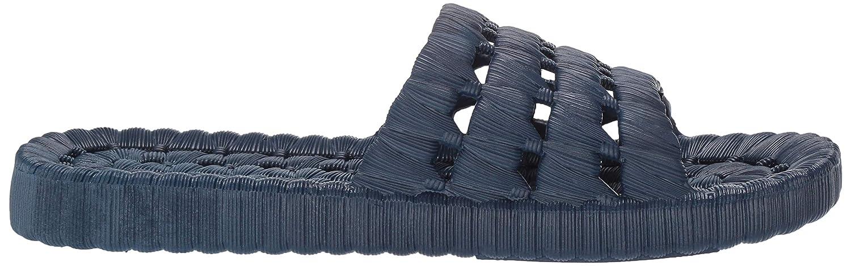 Beach Shoe AQUATECS Lightweight Sandal Non Slip PVC Sandals TECS: Slide Sandals for Women