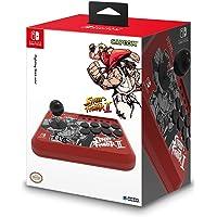 HORINSW-193UNintendo Switch Fighting Stick Mini: Edición Street Fighter (Ryu y Ken) de HORI - Licencia oficial de Nintendo y Capcom - Standard Edition