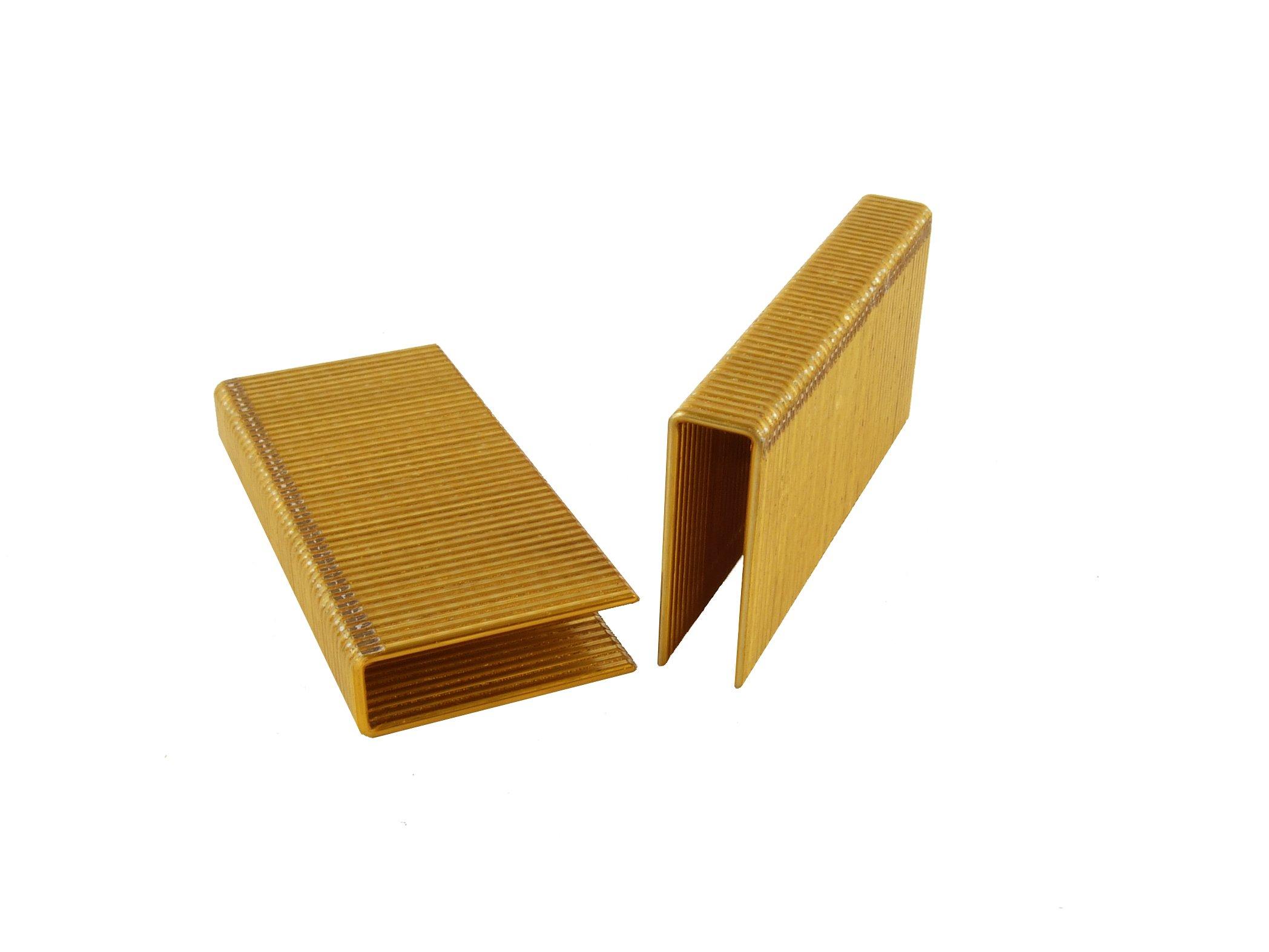 B&C Eagle ABCS-1514 1-3/4-Inch Length x 1/2-Inch Crown x 15 Gauge Galvanized Flooring Staples (1,080 per box)
