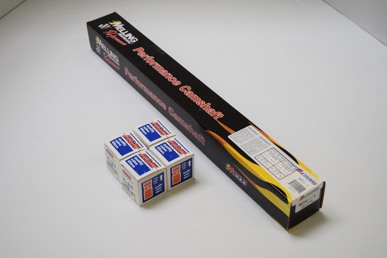 Chevy SB 283 305 327 350 400 RV/TORQUE Camshaft/Cam+Lifters CL Kit   421/ 444 (Valve Lift  421