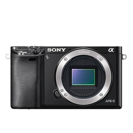 240 opinioni per Sony Alpha 6000 Fotocamera Digitale Compatta, Obiettivo Intercambiabile, Sensore