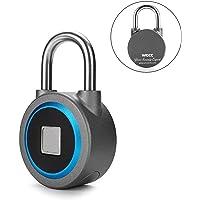Cadeado Inteligente De Impressão Digital Keyless Anti-roubo