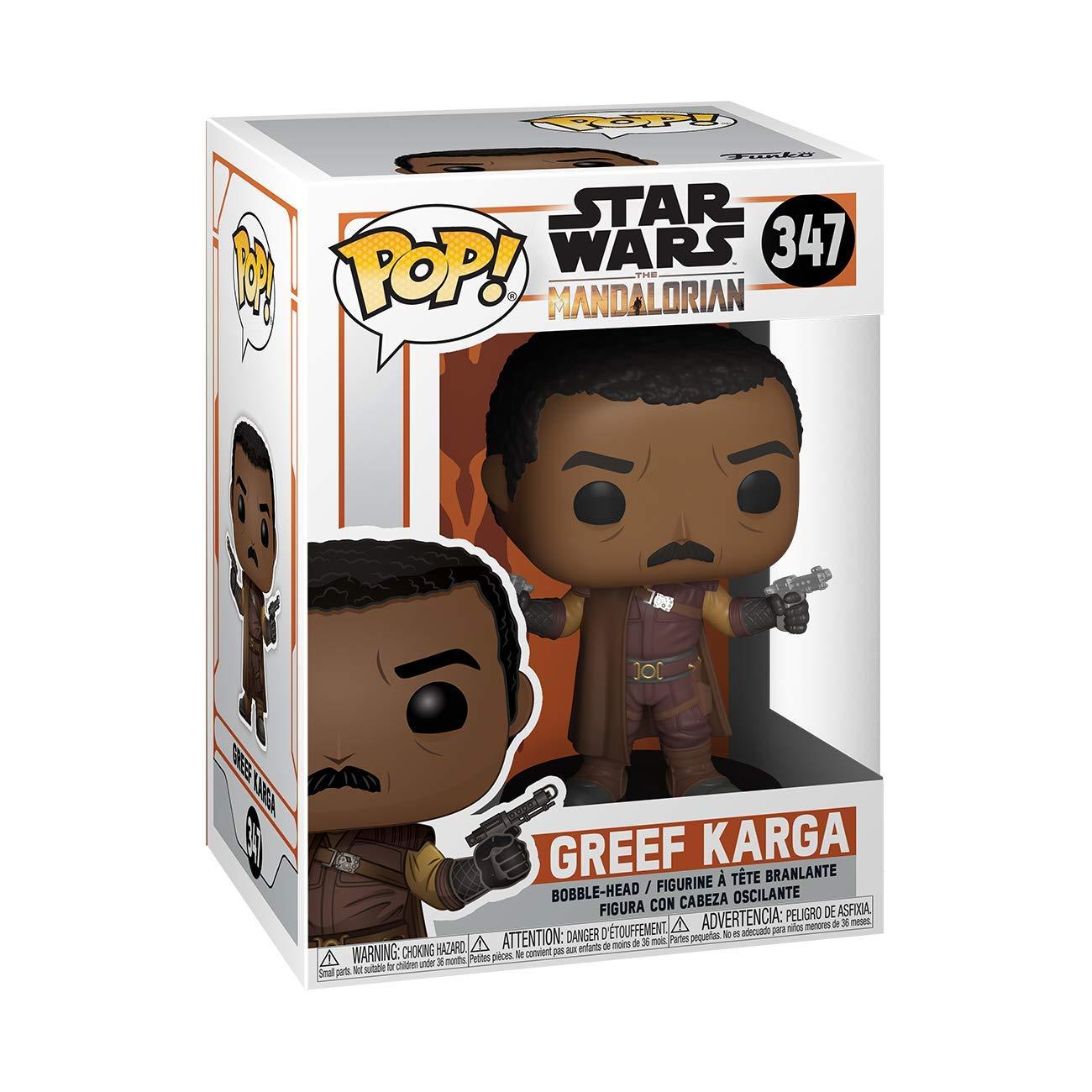 Funko Star Wars: The Mandalorian - Greef Karga