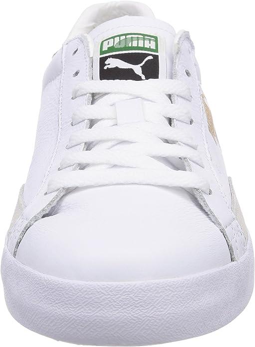 PUMA Match Vulc, Baskets Basses Mixte Adulte, Blanc Weiß