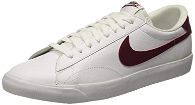 super popular b632d 99bdc Nike Men s Tennis Classic AC White Team RED Running Shoes-12 UK India