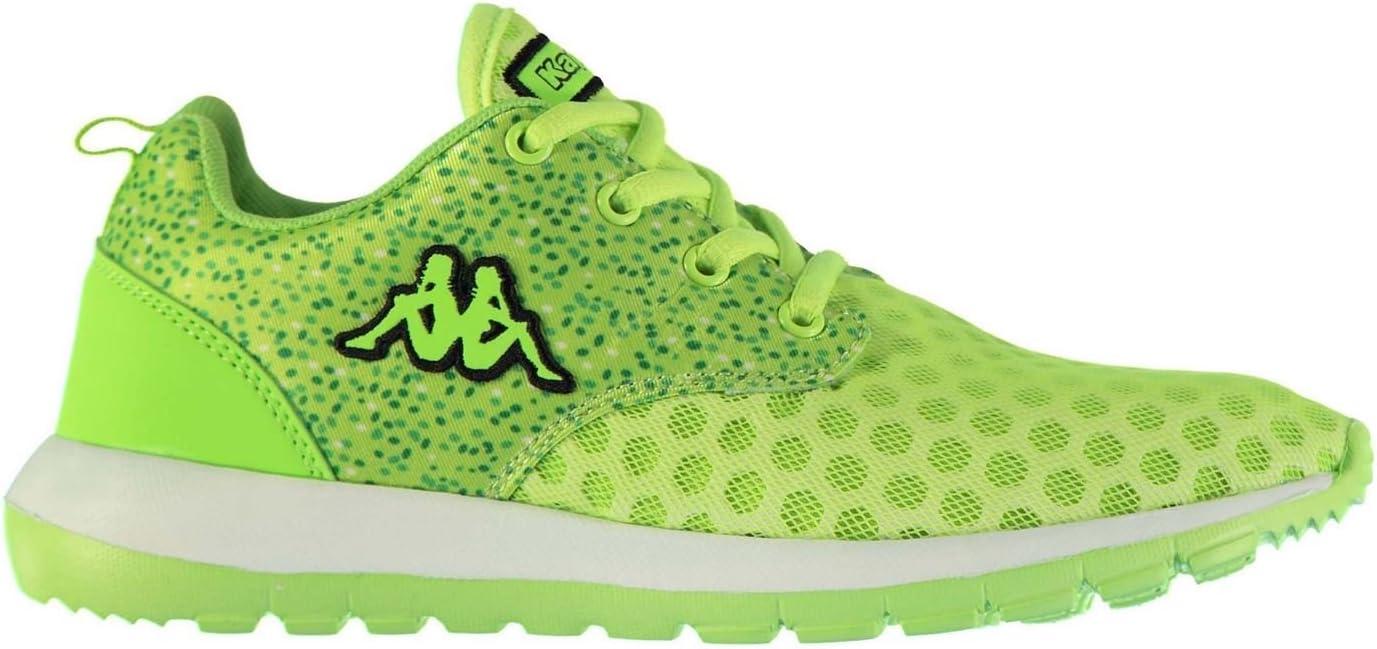Kappa Calita Zapatillas de Running – limón Verde Trainers Zapatillas de Deporte para, Lemon Green: Amazon.es: Deportes y aire libre