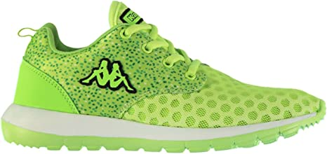 Kappa Calita Zapatillas de Running – limón Verde Trainers Zapatillas de Deporte para, Lemon Green: Amazon.es: Deportes y aire libre
