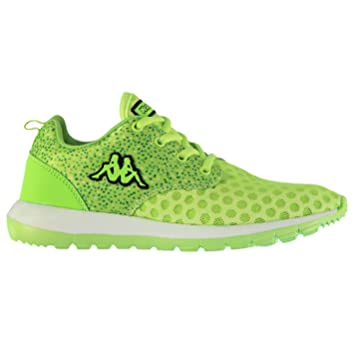 half off ef860 4e0af Kappa Calita Running Shoes Damen Lemon Grün Turnschuhe ...