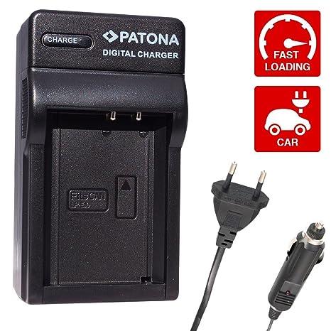 3en1 Cargador PATONA compatible con LP-E10 para Canon EOS ...