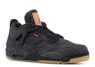 a69de3b493e5 Image Unavailable. Image not available for. Color  Nike AIR Jordan 4 Levis  NRG ...