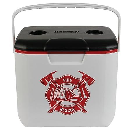 Coleman Fire Department Cooler