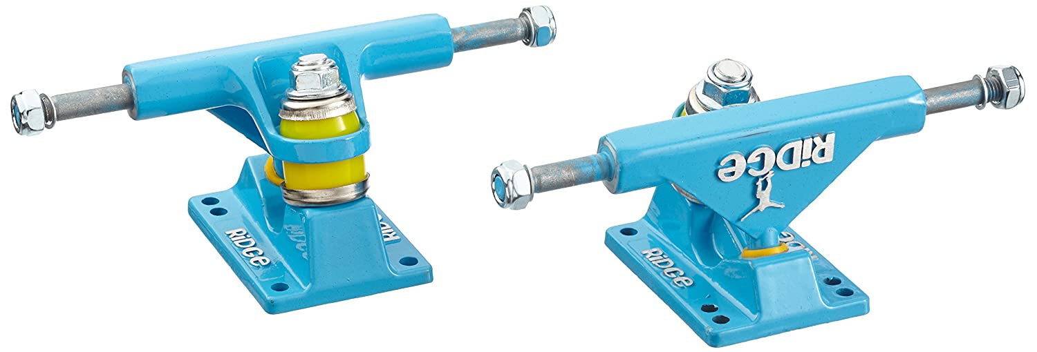 Ridge Skateboard Achsen für Big Brother Cruiser Blau TRUCKS-PB-27