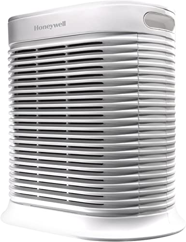 Honeywell True Hepa Allergen Air Purifier, Extra-Large Room, White