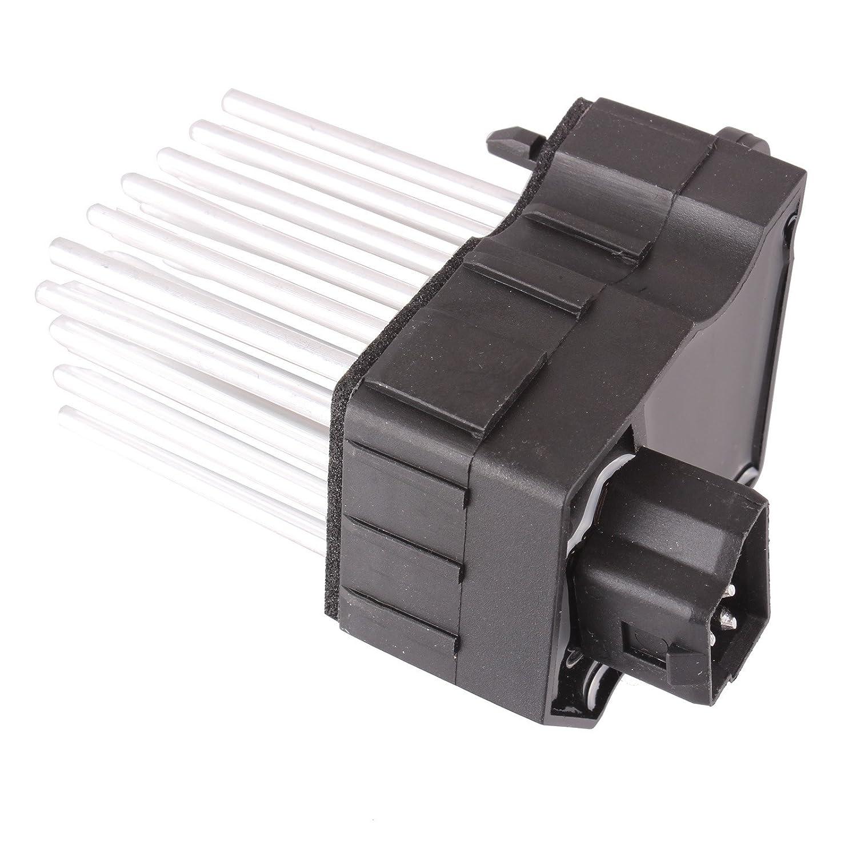 alentador Motor Soplador Resistencia del ventilador 64116923204 64116929486 para 1997 - 2006 E46 E39 X5 X3: Amazon.es: Coche y moto