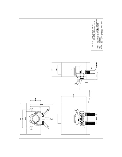 Keeney Manufacturing 2354rbbx Timeout Automatic Timer Valve For