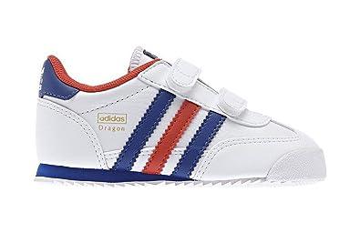96d2d416f09ace adidas Jungen Dragon CF I Sneaker Weiß