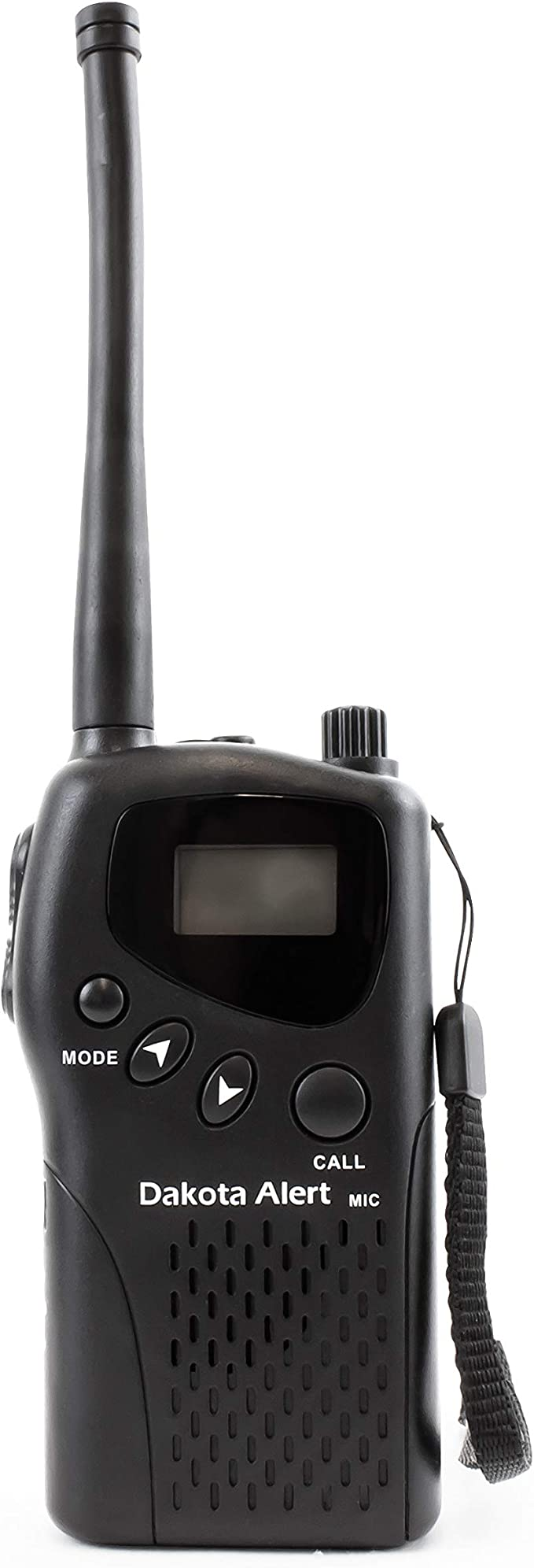 Dakota Alert M538-BS MURS Base Station Multi Use Radio Service Transceiver with Telescopic Antenna and Normally Open Relay Output