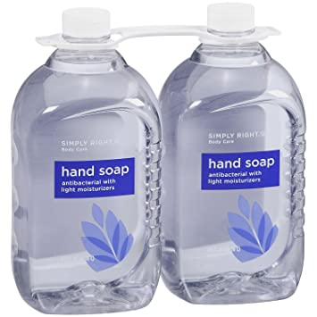 Amazon Com Members Mark Simply Right Antibacterial Hand Soap