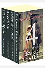 The Elizabeth Chater Regency Romance Collection #4 Kindle Edition