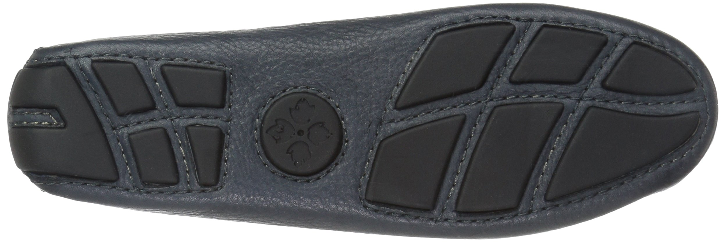 Patricia Nash Women's Domenica Driving Style Loafer, Oxford Blue, 37.5 B US by Patricia Nash (Image #3)