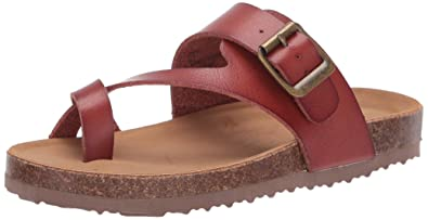 fb92641b7dbe Steve Madden Girls  JWAIVE Flat Sandal