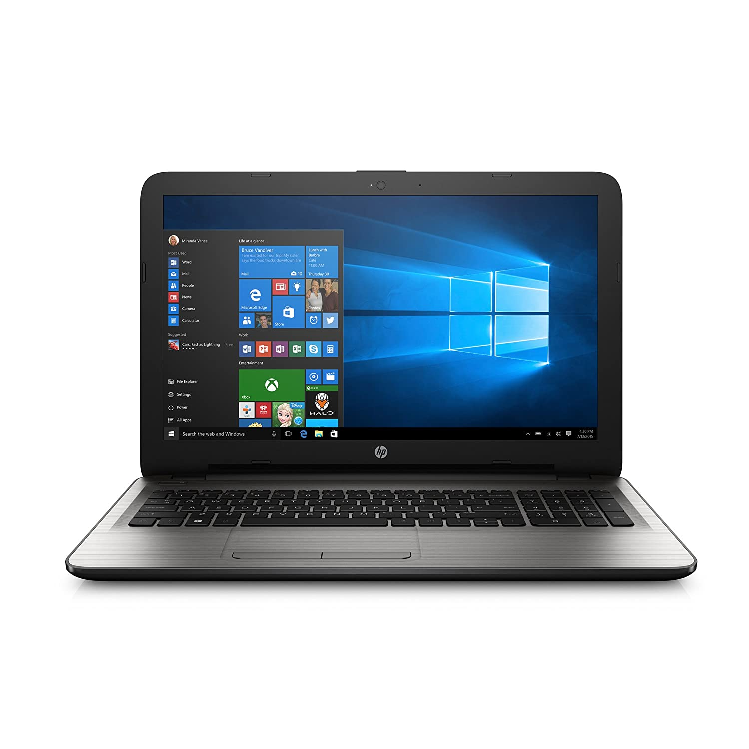 HP Notebook 15-ay011nr 15.6-Inch Laptop