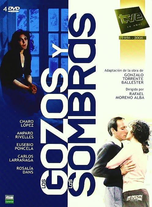 Los Gozos Y Las Sombras [DVD]: Amazon.es: Eusebio Poncela, Carlos Larrañaga, Charo López, Rafael Moreno Alba, Eusebio Poncela, Carlos Larrañaga, Jesús Navascués: Cine y Series TV