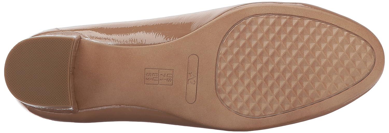 Aerosoles A2 by Women's Notepad Dress Pump B06Y4C9TQC 9 B(M) US|Nude Patent